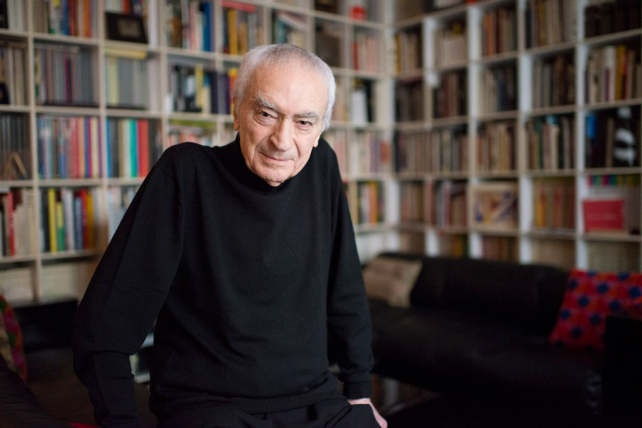 Massimo Vignelli interview goodkin